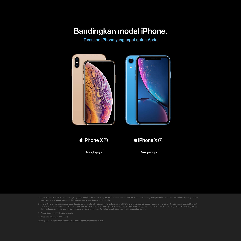 Iphone X Ukuran Kecil